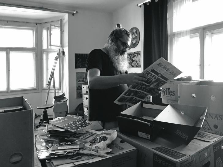 Бунтарский дух: выставка Авдея Тер-Оганьяна (фото 3)