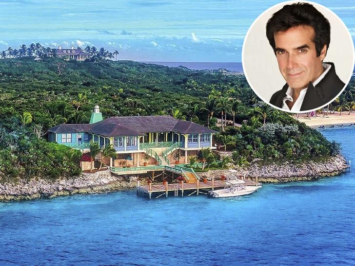 Топ 10: острова знаменитостей фото [6]
