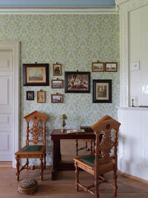 Отель-музей Асташово: настоящий русский терем XIX века (фото 11.1)