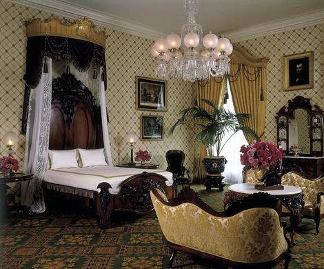 Как выглядят апартаменты президентской семьи в Белом доме? | галерея [3] фото [5]