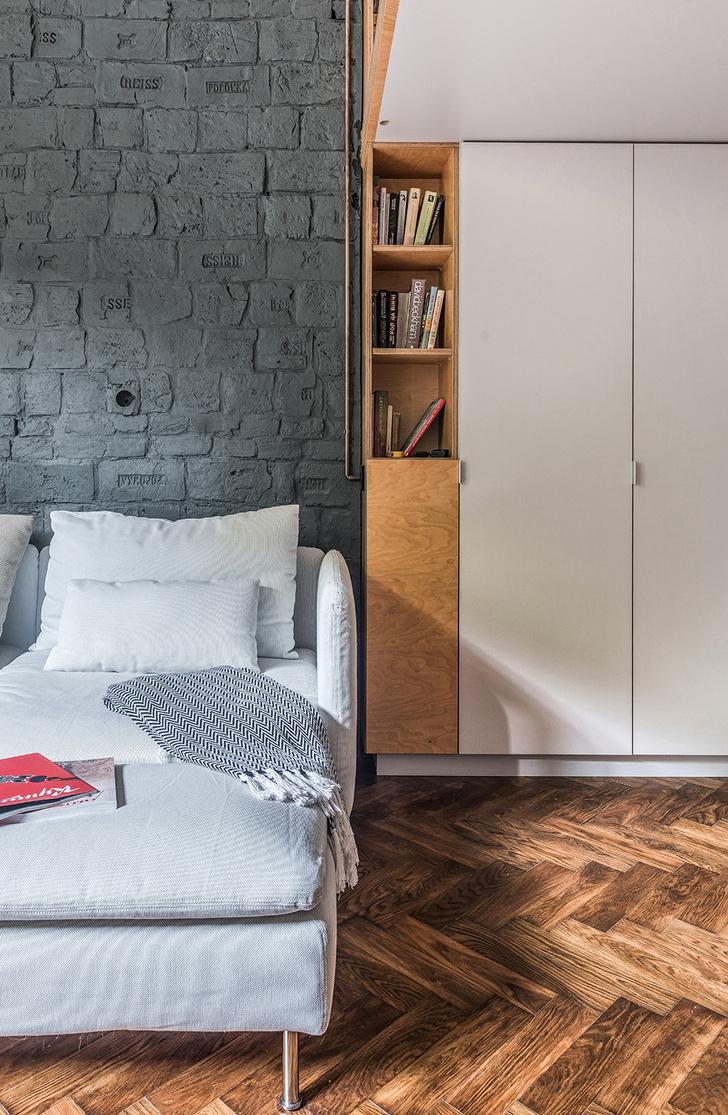 Маленькая квартира 35 м² во Львове (фото 12)