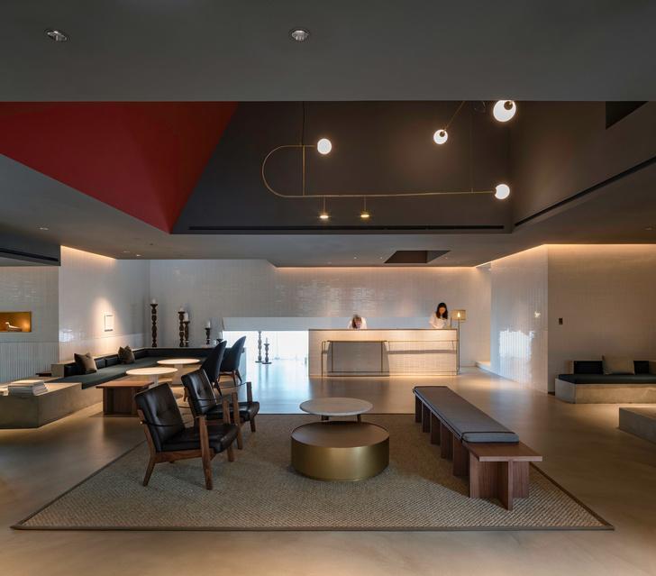 Отель в Тайбее по дизайну Нери и Ху (фото 2)