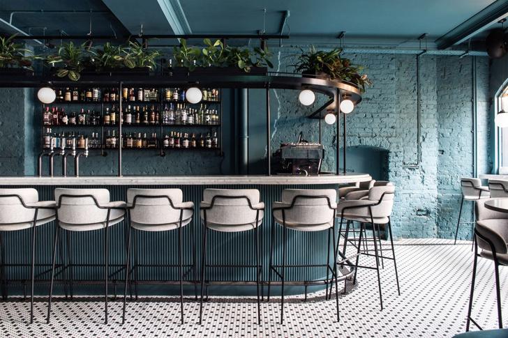 Новый ресторан Greenwich Grind в Лондоне (фото 0)