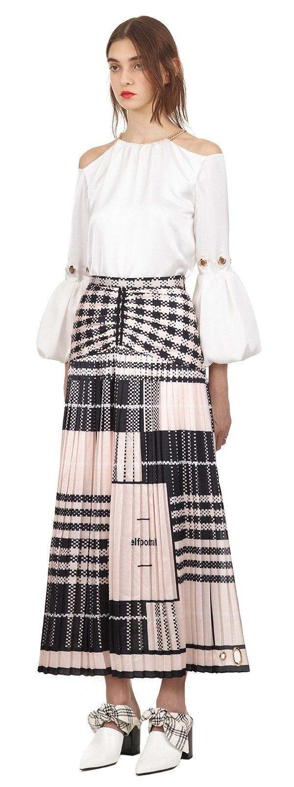 Какую юбку мы будем носить этим летом? Плиссированную! (фото 14)