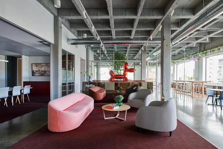Коворкинг в Мельбурне: новый взгляд на рабочее пространство (фото 0)