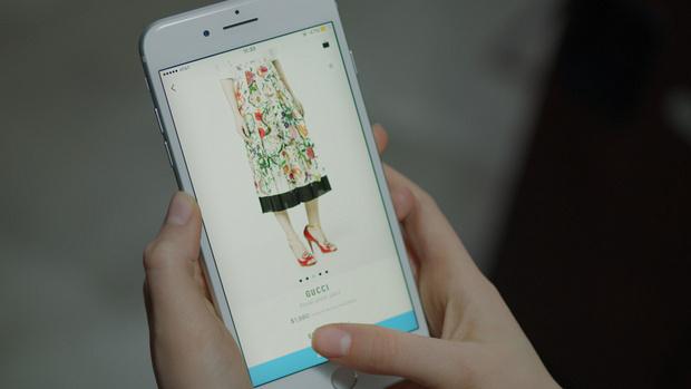 Farfetch запустил сервис 90-минутной доставки из бутиков Gucci