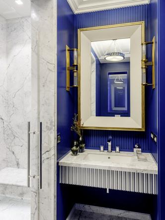 Благородная седина: квартира 130 м² в Москве (фото 12.2)
