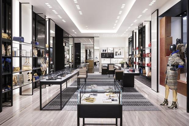 Chanel открыли обновленный бутик в Галереях «Времена года» (фото 1)