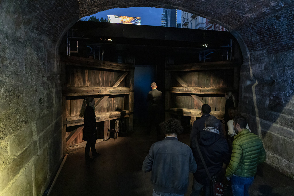 Форма воды: иммерсивный объект AQUA. Leonardo's Vision (галерея 5, фото 3)