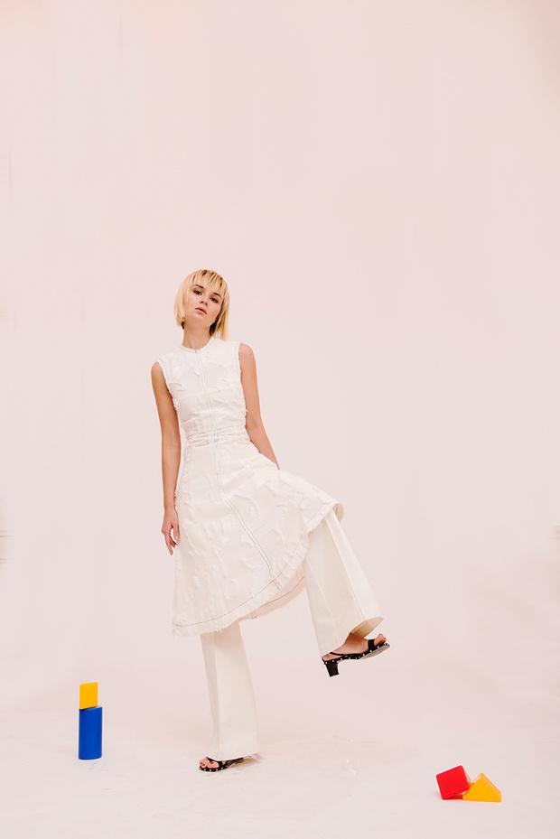 Как носить вещи из подиумной коллекции H&M Studio SS18? (фото 6)