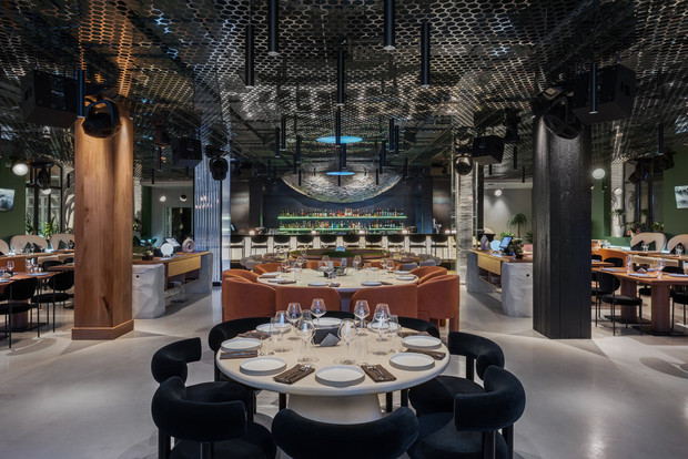 Четыре стихии: ресторан «Земля» в Москве (фото 13)