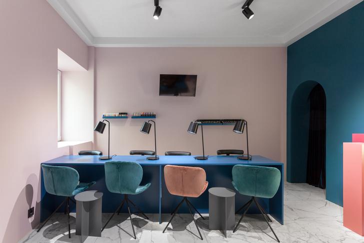 Новый салон красоты в Спиридоньевском переулке (фото 8)