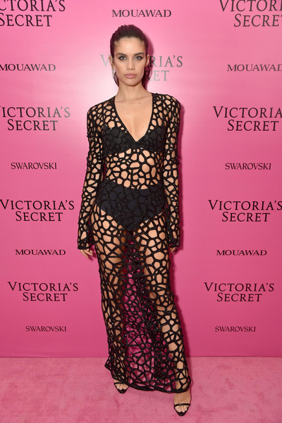 Самые красивые девушки мира на афтепати шоу Victoria's Secret 2017 (галерея 7, фото 14)