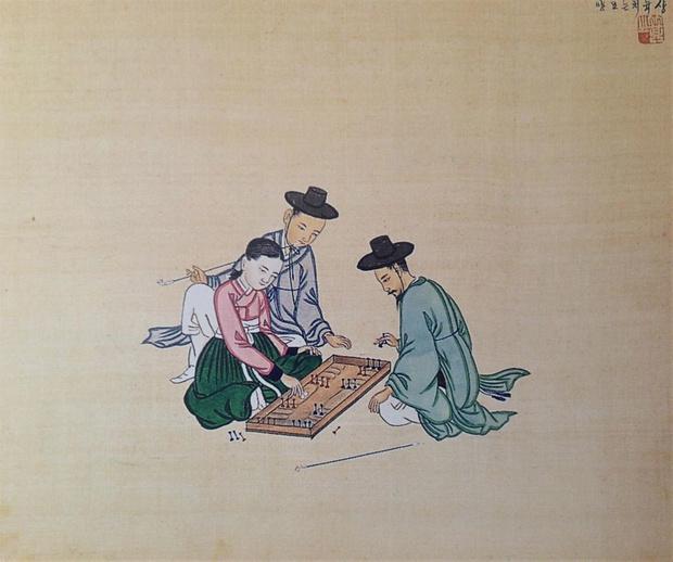 #ВостокДома: онлайн-лекция «Образы и краски живописи Старой Кореи» (фото 5)