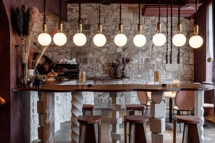 «Хлеб Да Винчи'К»: ресторан с дизайнерским интерьером в Краснодаре (фото 8)