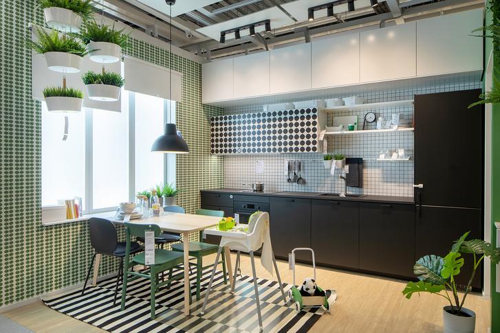 Открылся первый магазин ИКЕА в черте города (фото 0)