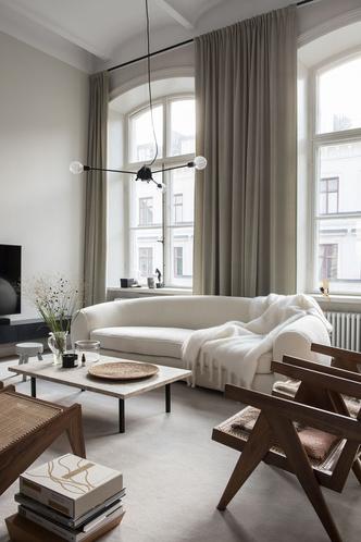 Апартаменты в здании бывшего института в Стокгольме (фото 3.2)
