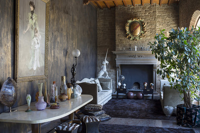 Красивые интерьеры загородных домов: фото | галерея [6] фото [11]