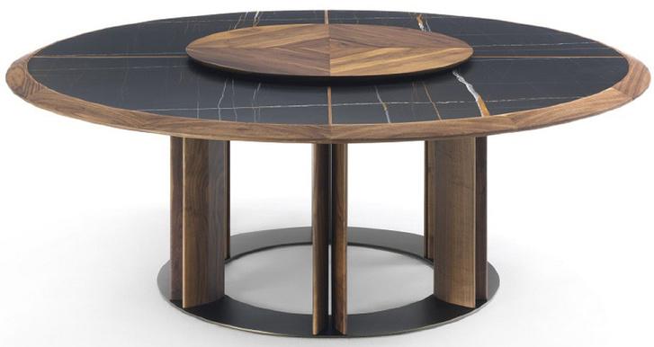 Новый поворот. 10 модных столов для праздничного застолья фото [3]