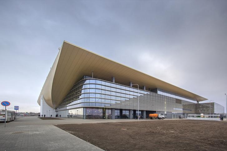 Новый символ Прикамья: терминал аэропорта Перми (фото 2)