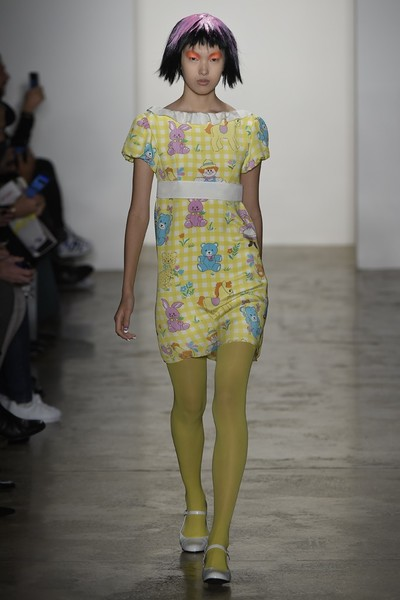 Неделя моды в Нью-Йорке: 18 февраля | галерея [4] фото [4]
