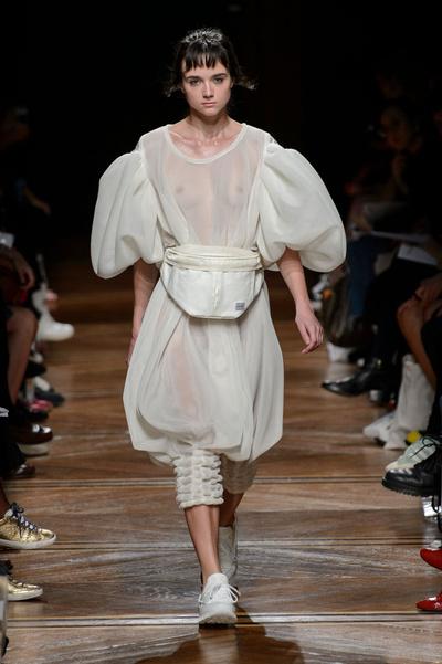 Комбо: поясная сумка + юбка ниже колена (галерея 1, фото 1)