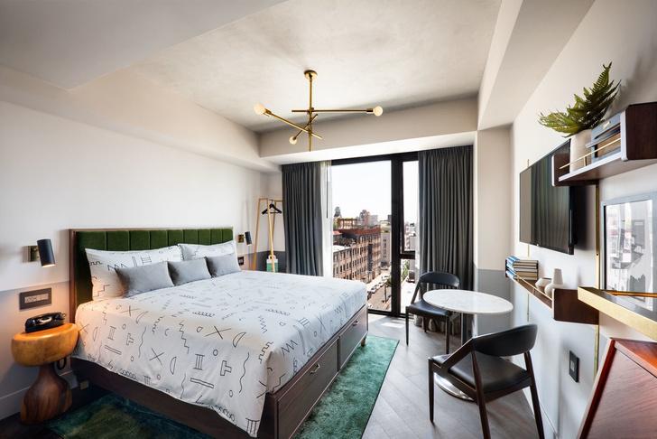 Как дома: отель The Hoxton в Бруклине (фото 8)
