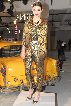 Показ Kate Spade коллекции сезона Осень-зима 2013-2014 года prêt-à-porter - www.elle.ru - Подиум - фото 484313