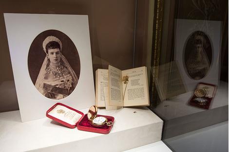 Выставка «Возвращенная история» в Музее Фаберже   галерея [1] фото [1]