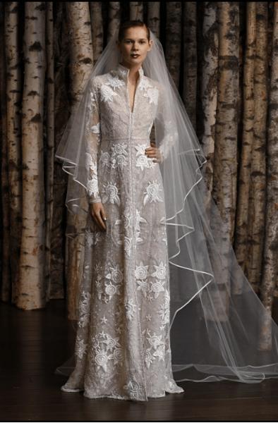 ЗАМУЖ НЕВТЕРПЕЖ: 10 самых красивых свадебных коллекций сезона | галерея [3] фото [1]