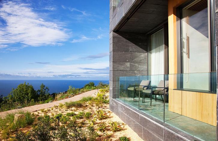 Отель Akelarre на склоне горы Игельдо (фото 2)