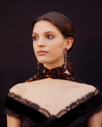 Бьюти-итоги Недели моды в Париже (фото 13)