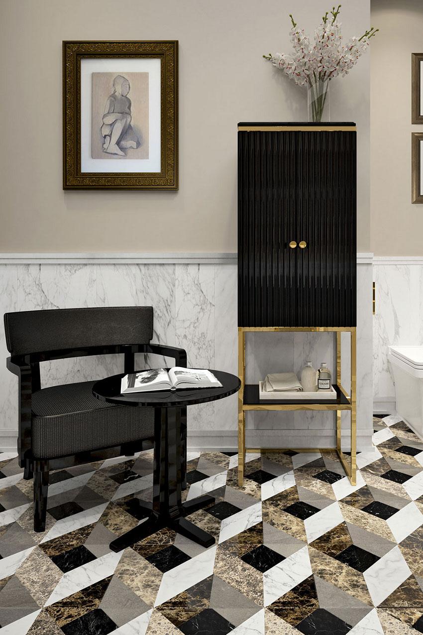 Новая коллекция мебели для ванной Academy от Oasis | галерея [1] фото [1]
