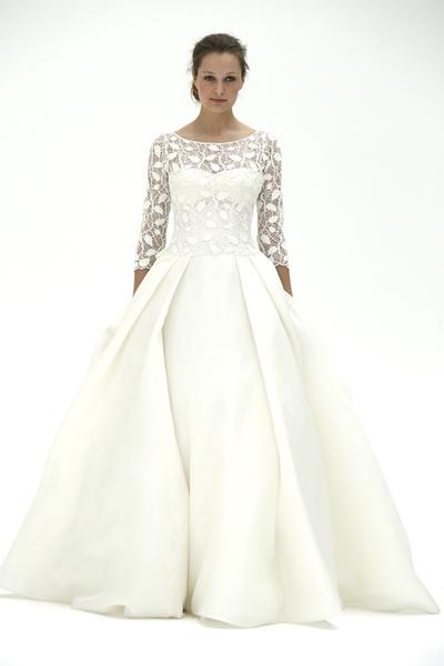 Свадебные платья 2015 3