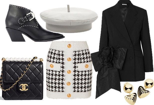 Тренд сезона: миксуем женский и мужской гардероб, как Франсуаза Арди (фото 6)