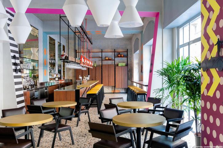 Spica: ресторан паназиатской кухни в Милане (фото 9)