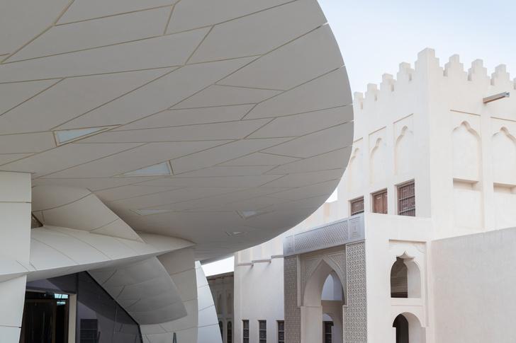 Музей в Катаре по проекту Жана Нувеля (фото 10)
