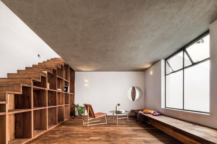 Less is More: минималистский дом в Мексике (фото 14)