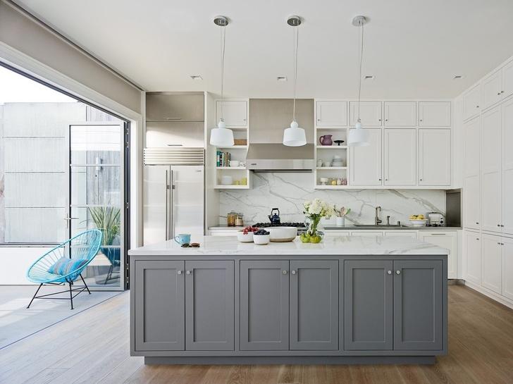От А до Я: новые тренды в оформлении кухни (фото 16)