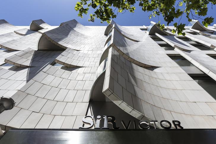 Бутик-отель Sir Victor в Барселоне (фото 0)