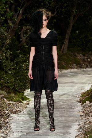 Показ  коллекции сезона Весна-лето 2013 года Haute couture - www.elle.ru - Подиум - фото 478962