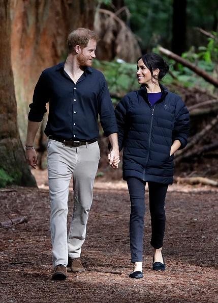 Быт и романтика: как принц Гарри и Меган Маркл прожили год после свадьбы? (фото 3)
