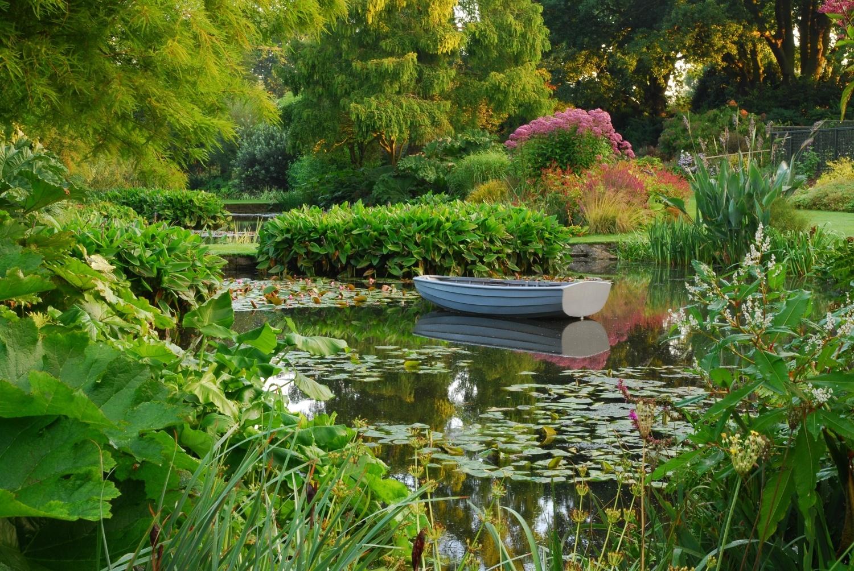 Модные сады в стиле mid-century modern (галерея 14, фото 0)