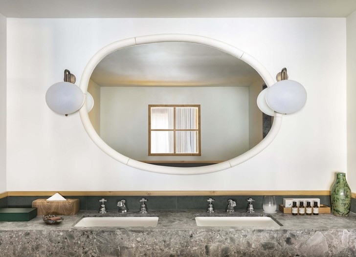 Le Coucou: дизайн-отель по проекту Пьера Йовановича в Мерибеле (фото 15)