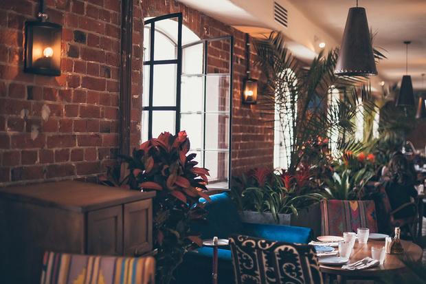 Топ 3: дизайнерские рестораны Уильяма Ламберти в Москве (фото 40)