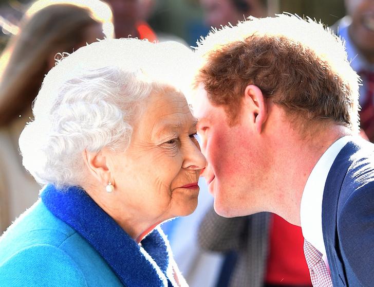 Принц Гарри хотел отказаться от титула