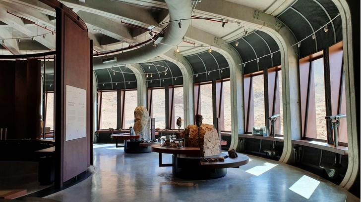 «Марсианский» парк в ОАЭ по проекту Hopkins Architects (фото 7)