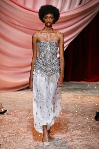 Побег из Самарканда: показ Ulyana Sergeenko Couture в Париже (фото 7.2)