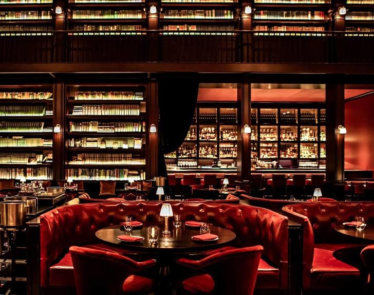 NoMad Las Vegas: ресторан по дизайну Жака Гарсии (фото 2)