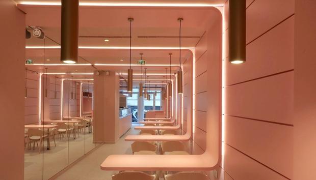 Топ-10 модных ресторанов в Париже (фото 15)
